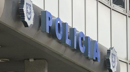 despatx central de la policia