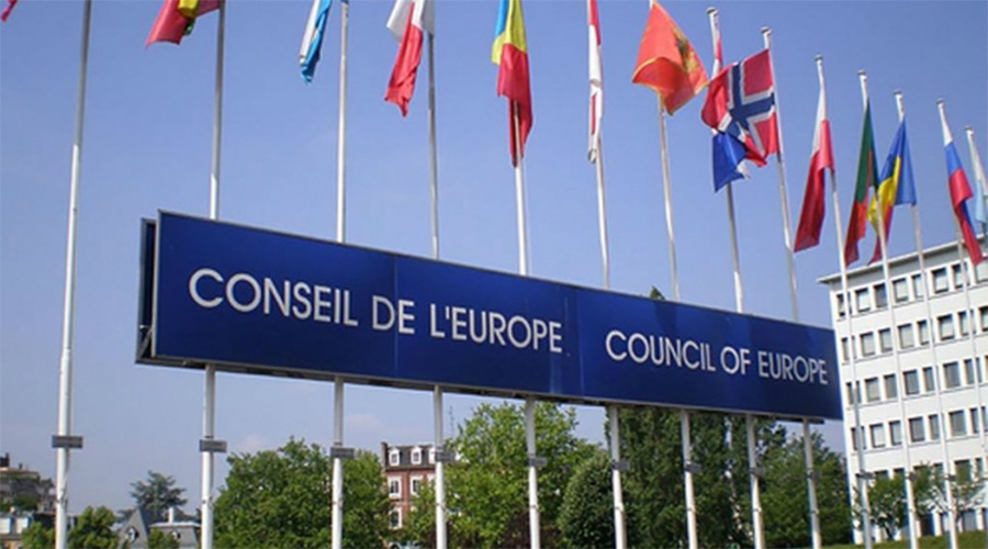 Consell d'Europa.