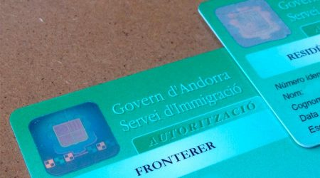 Carnets d'immigració