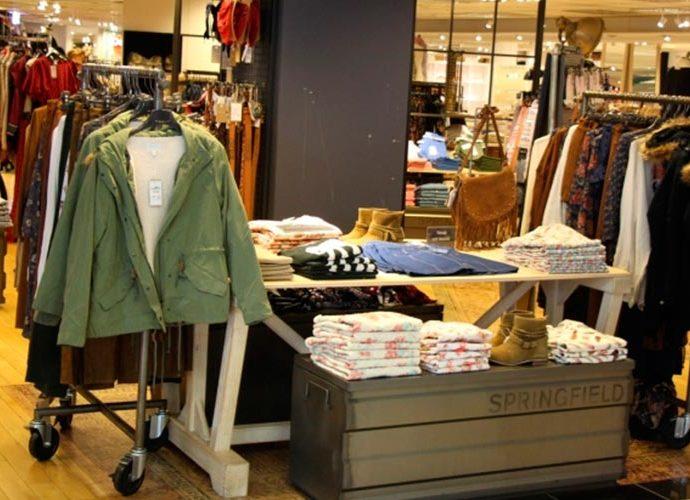 Una botiga de roba