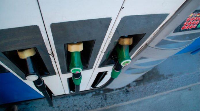 uns sortidors de carburant