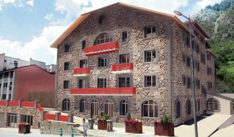 El Rosaleda, seu del ministeri de Cultura