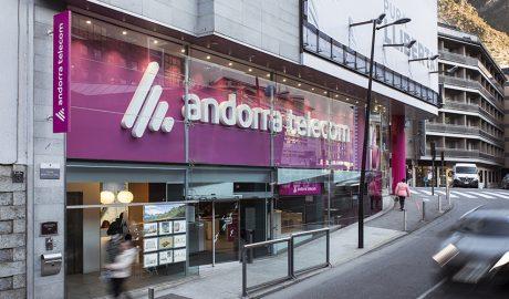 Oficina d'Andorra Telecom
