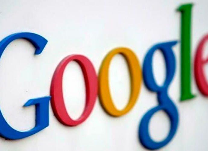 cartell de google