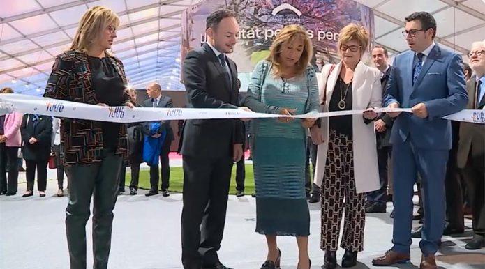 Inauguració de la Fira d'Andorra la Vella
