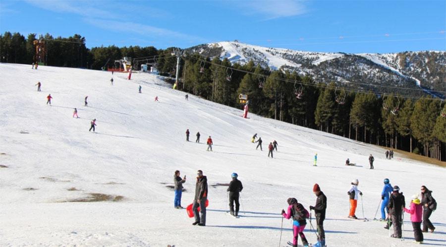 Vallnord - Pal Arinsal es prepara l'hivern