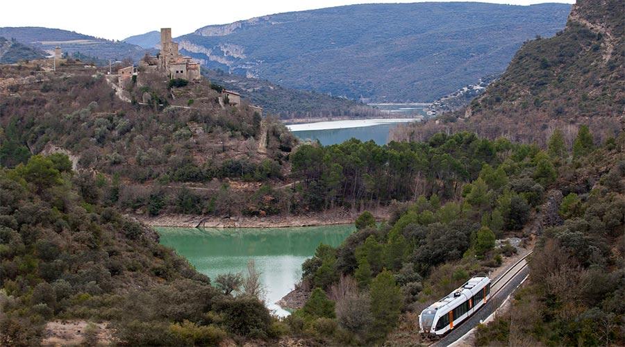 El tren dels llacs