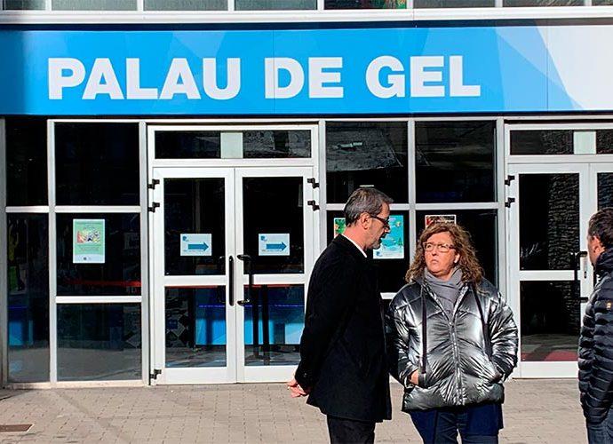 Palau de Gel