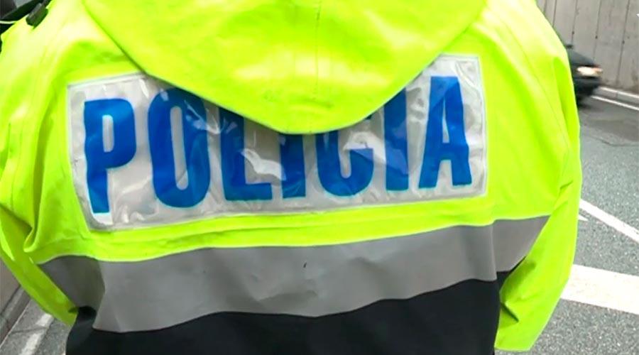 Un agent de policia