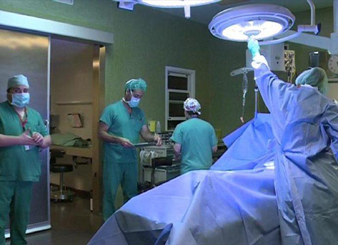 Un quiròfan de l'hospital nostra senyora de meritxell