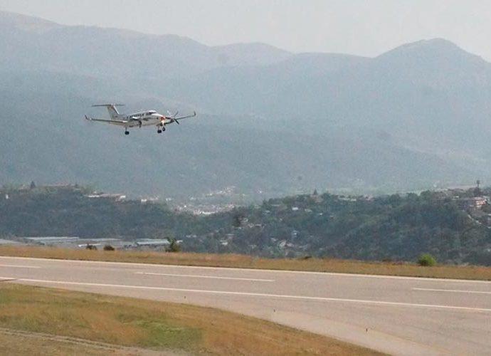 L'aeroport de la Seu d'Urgell