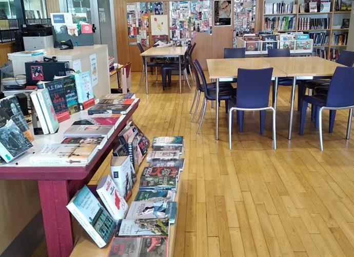 Biblioteca del Pas de la Casa