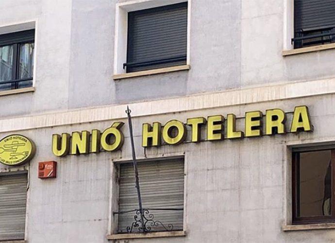 Seu de la Unió Hotelera d'Andorra