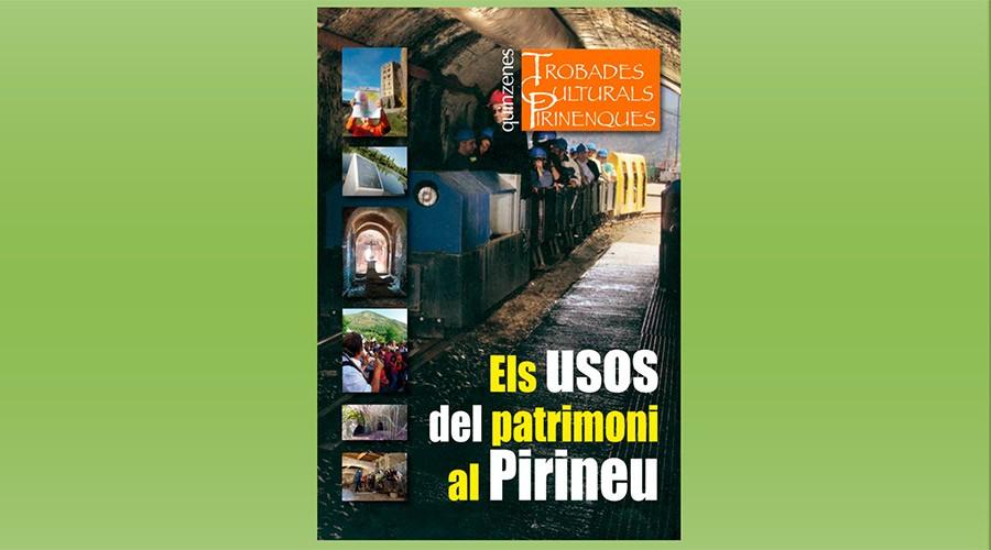 portada del lloibre del recull de les 15es trobades culturals pirenenques