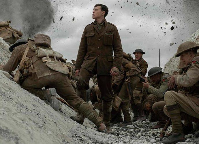 grup de soldats en una trinxera