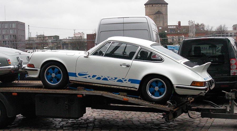 transport de vehicle