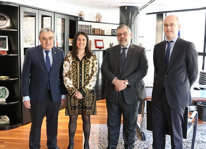 Àngel Ros, Laura Mas, Jean Muchel Rascagnères i Nicolás El Busto