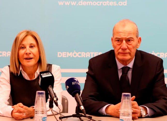 Nuria Barquin i Miquel Aleix