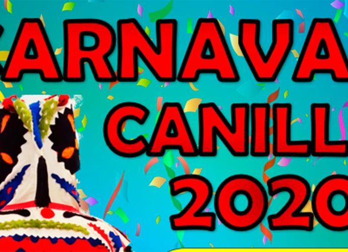 Cartell de Carnaval de Canillo