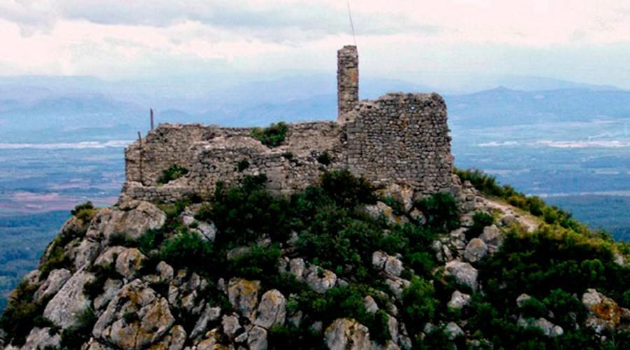 Castell de Montmell