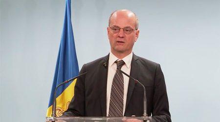 ministre d'educacio francès Jean-Michel Blanquer