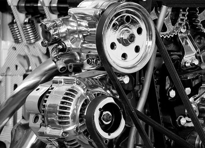 motor de cotxe