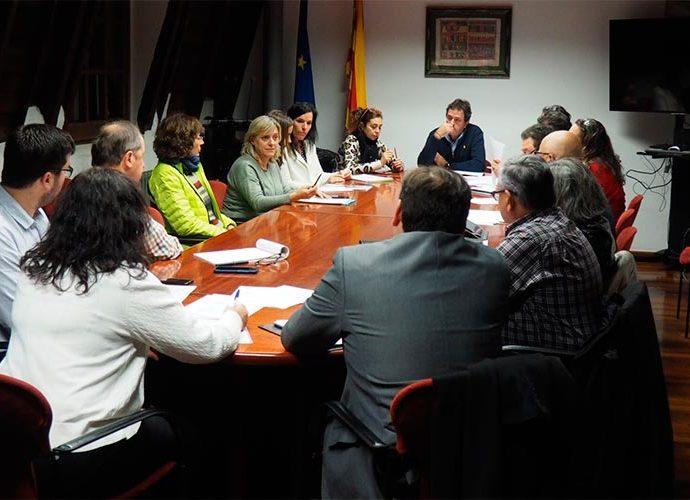 Ple del Consell Comarcal de l'Alt Urgell