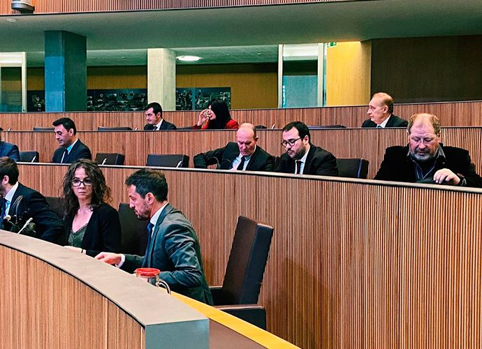 Grup parlamentari socialista al consell general