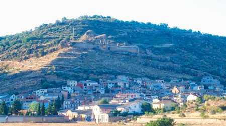 El municipi de Biosca situat a la Vall del Llobregós