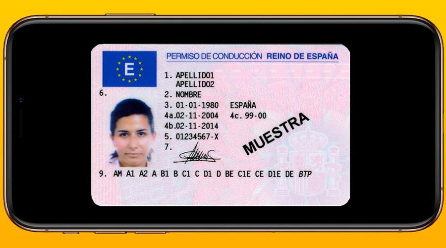 carnet conduir al mòbil