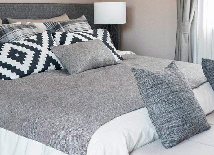 coixins per a decorar el llit