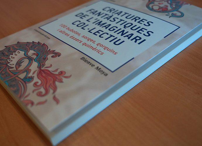 Portada del llibre criatures-fantastiques-de l'imaginari-popular