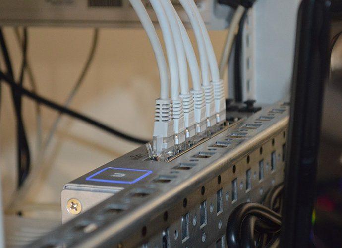 cables de xarxa.