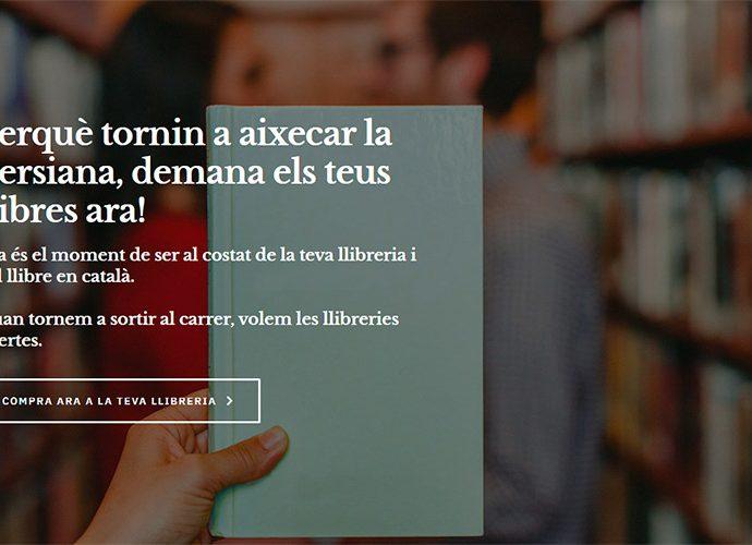 web de llibreries obertes
