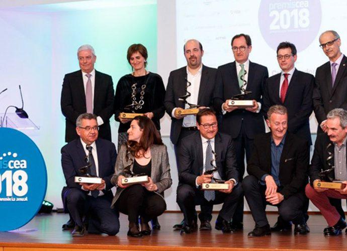 guanyadors dels premis cea 2018