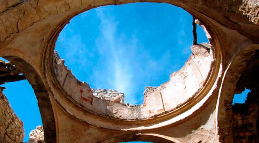 L'Ermita de Sant Roc a Sant Martí de Maldà