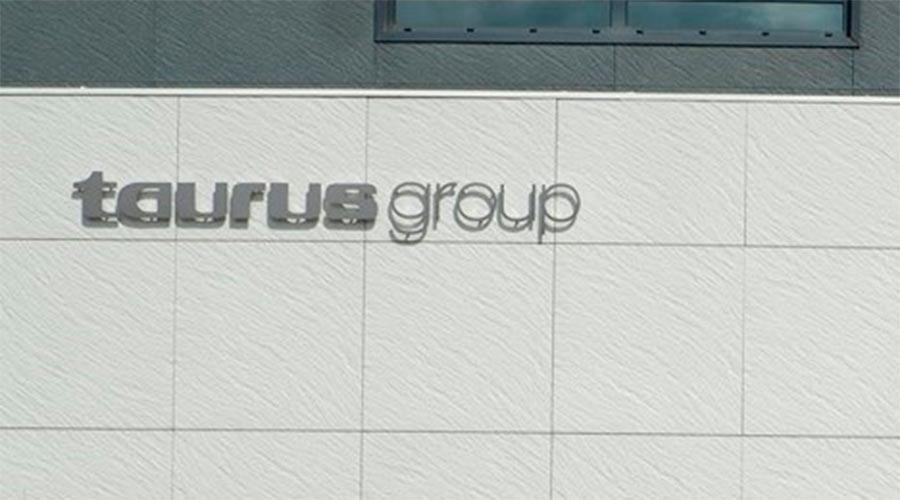 Instal·lacions del grup Taurus a Oliana.