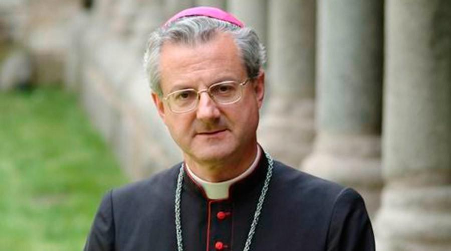 Joan-Enric Vives Arquebisbe d'Urgell i Copríncep d'Andorra