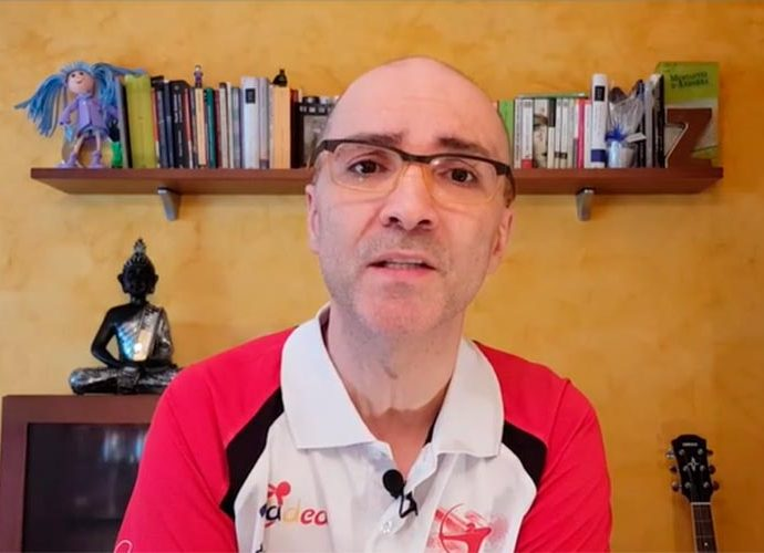 Carlos Alberto de Jesús, director tècnic de FADEA