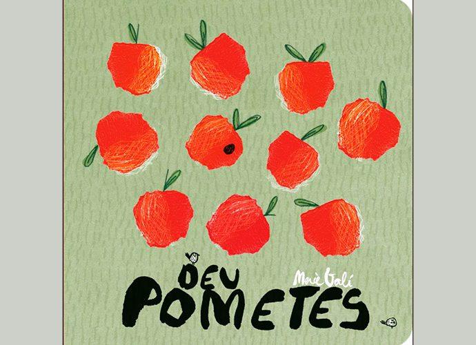 portada del conte deu pometes