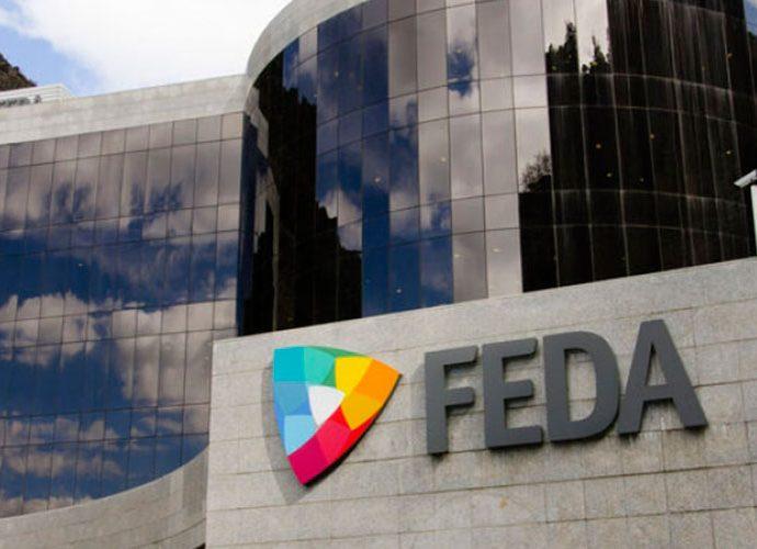 Façana de FEDA