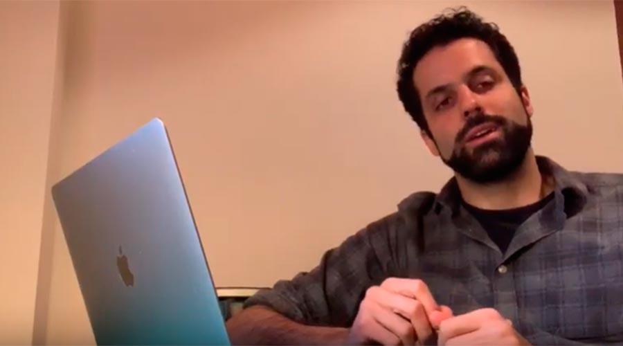 Iago Andreu, director gerent de la CEA