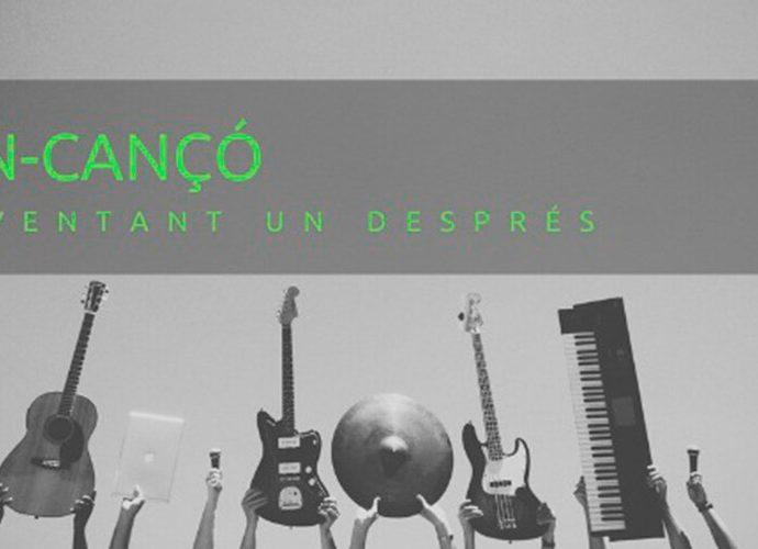 Imatge de la campanya ON-CANÇÓ