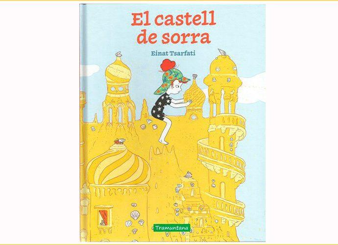 portada del llibre El castell de sorra