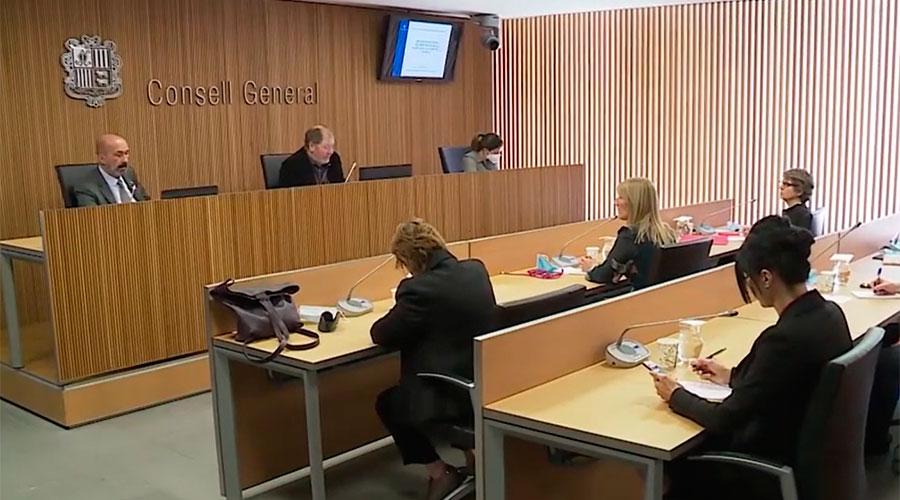 Comissió de Sanitat del Consell General