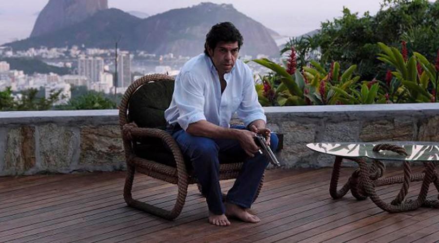 """Una es cena del film """"El Traidor"""""""