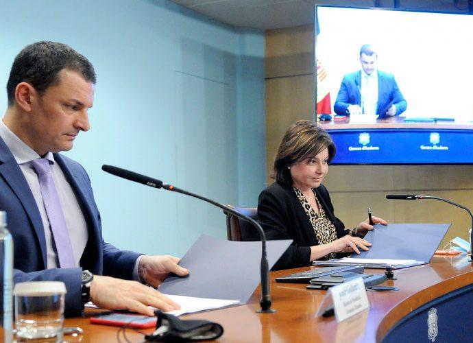 Jordi Gallardo i Verònica Canals
