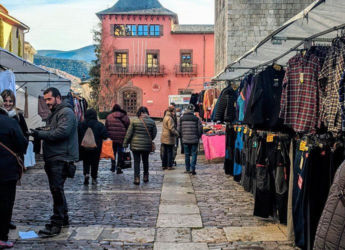Mercat setmanal de la Seu d'Urgell