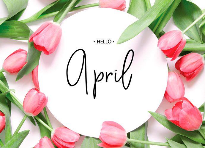 Plantes d'abril