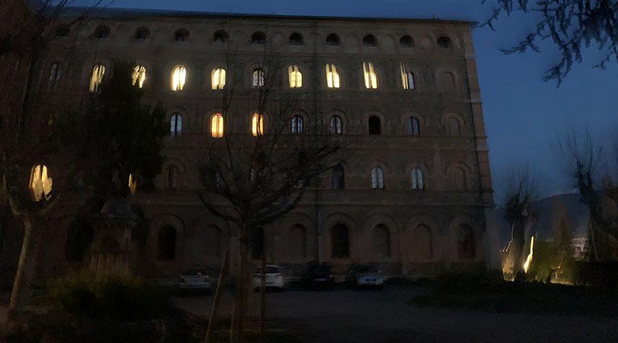 L'edifici del Seminari de la Seu